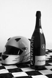 Ferrari F1 Podium Celebration Bottle Jeroboam 3L
