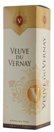 Veuve du Vernay Brut & Demi Sec geschenkdoos