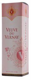 Veuve du Vernay Rosé geschenkdoos